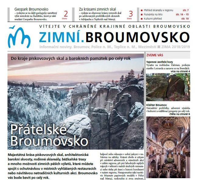 Zimní.Broumovsko 2018