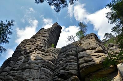 Pojďte do skal za zážitky bez návalu turistů