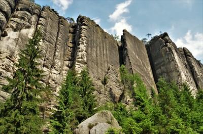 Národní přírodní rezervace Adršpašsko-teplické skály