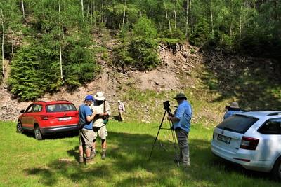 Geopark v médiích