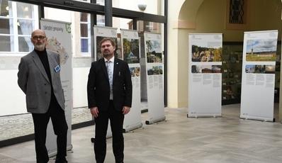 Výstava Národní geoparky ČR putuje dál