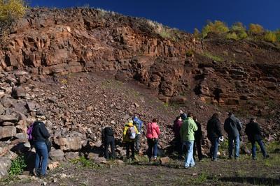 Horem dolem s geologem
