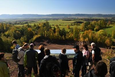 Milovníci geologie z Plzeňska navštívili Geopark Broumovsko
